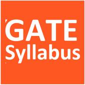 GATE Syllabus icon