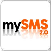 mySMS2.0 icon