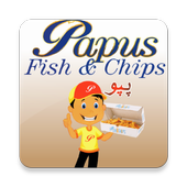 Papus Fish & Chips - Fast Food icon