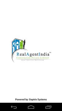 RealAgentIndia poster