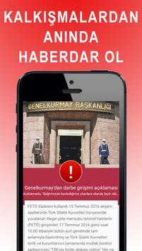 Darbe Alarm poster