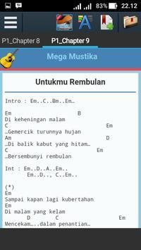 Kunci Gitar Mega Mustika apk screenshot
