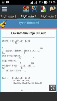 Kunci Gitar Iyeth Bustami apk screenshot