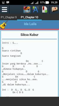 Kunci Gitar Ida Laila apk screenshot