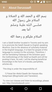 Darussaafi As Salafiyyah apk screenshot