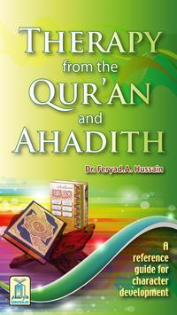 Therapy from Quran and Ahadith poster