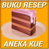 Buku Resep Aneka Kue icon