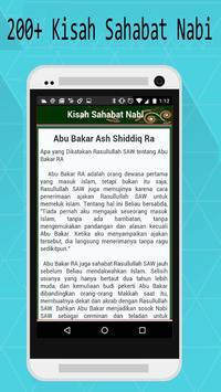 Kisah Sahabat Nabi apk screenshot