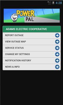 Adams Electric Power Pal poster