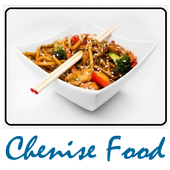 Delicious Chinese Food Recipes icon