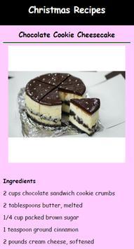 Christmas Food Recipes apk screenshot