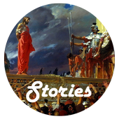 Bible Stories Book icon