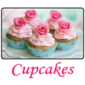 Delicious Cupcakes Recipes icon