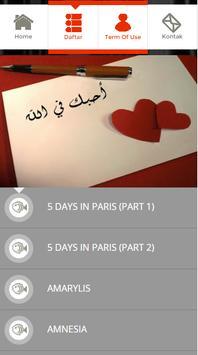 Kumpulan Kisah & Cerita Cinta apk screenshot