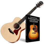 Fingerstyle Lesson & TABS icon