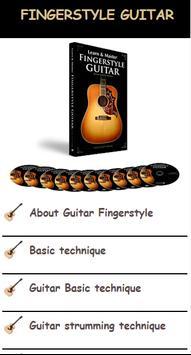 Fingerstyle Lesson & TABS apk screenshot