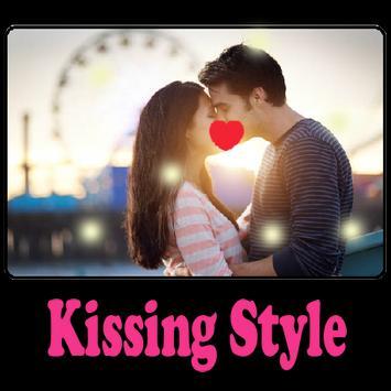 Gaya Berciuman poster
