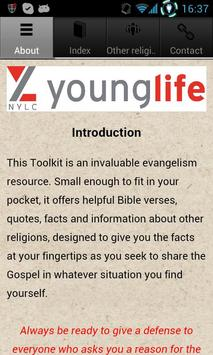 Evangelism Toolkit poster