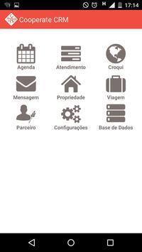CooperateCRM apk screenshot