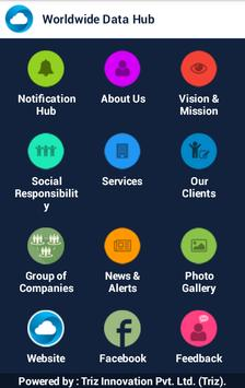 Worldwide Data Hub apk screenshot