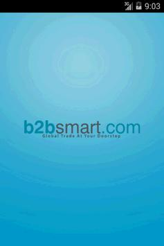 B2B Smart poster