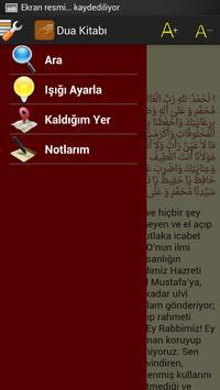 Dua Kitabı apk screenshot