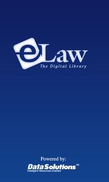 eLaw Malaysia poster