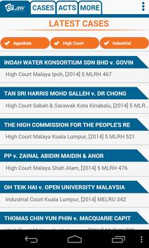 eLaw Malaysia apk screenshot