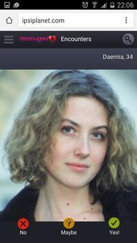 Ipsiplanet Dating apk screenshot