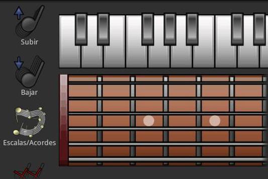 GuitarPianoConverterDavidKBD apk screenshot