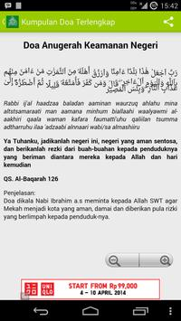 Kumpulan Doa Terlengkap apk screenshot