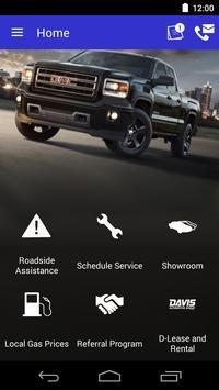 Davis GMC DealerApp poster