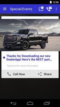 Davis GMC DealerApp apk screenshot