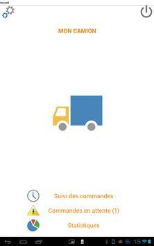Pizza truck Free apk screenshot