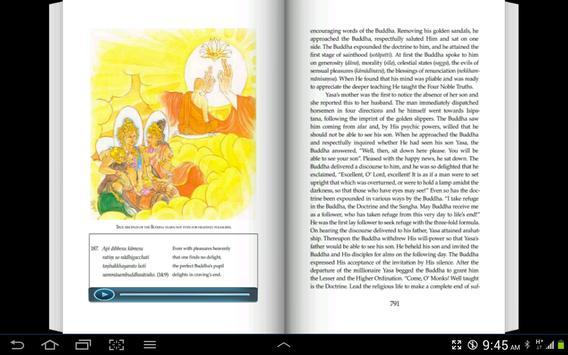 English Dhammapada Chapter 14 apk screenshot