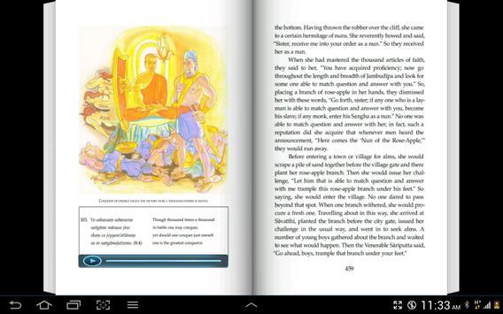 English Dhammapada Chapter 08 apk screenshot