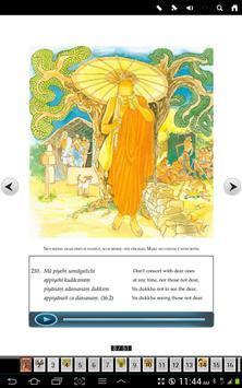 English Dhammapada Chapter 16 apk screenshot