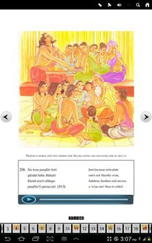 English Dhammapada Chapter 19 apk screenshot