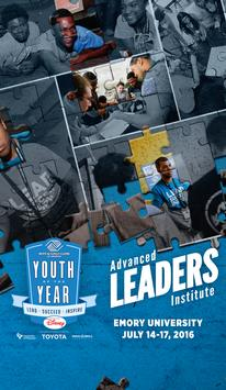 Advanced Leaders Institute poster