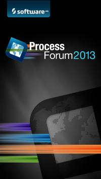 Process Forum Nordic 2013 poster
