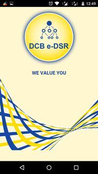 DCB Bank Lead Management App poster