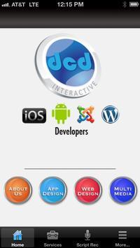 DCD InterActive poster