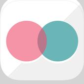 폰더 fonder – 감성SNS (관심사, 다이어리) icon