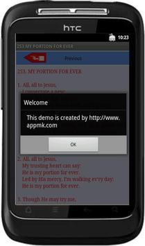 Deeper life GHS apk screenshot