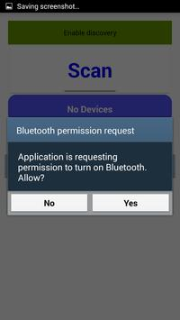 Bluetooth Scanner poster