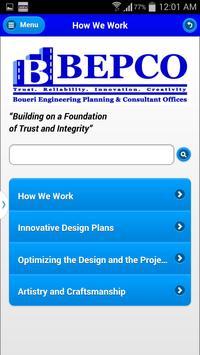 BEPCO Design & Construction apk screenshot