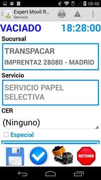 expertMóvil Residuos apk screenshot