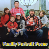 Family Portrait Poses icon