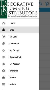 Decorative Plumbing OE Touch apk screenshot