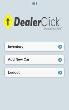 Dealerclick apk screenshot